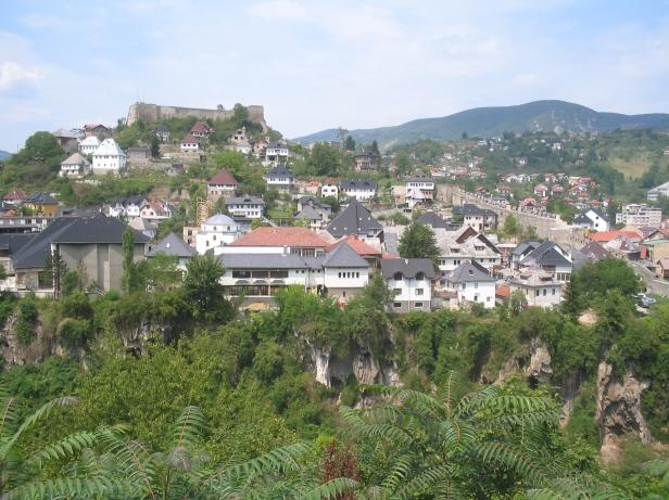 Ciudad de Jojce (Bosnia y Hercegovina)